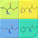 Amino Acids Structures - Quiz and Flashcards icon