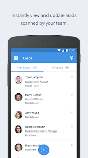 Attendify Leads- screenshot thumbnail