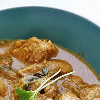 Methi Chicken with Fenugreek Micro-Greens! Recipe