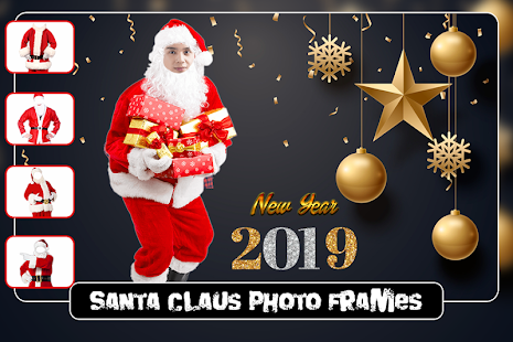 Download Santa Claus Photo Frames - 2019 For PC Windows and Mac apk screenshot 1