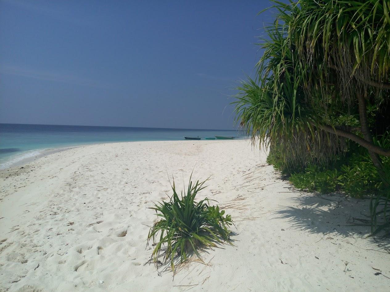 Пляж Ukulhas