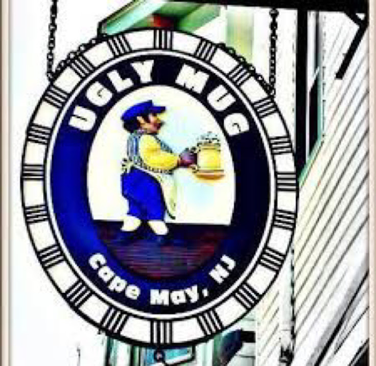The iconic Ugly Mug bar