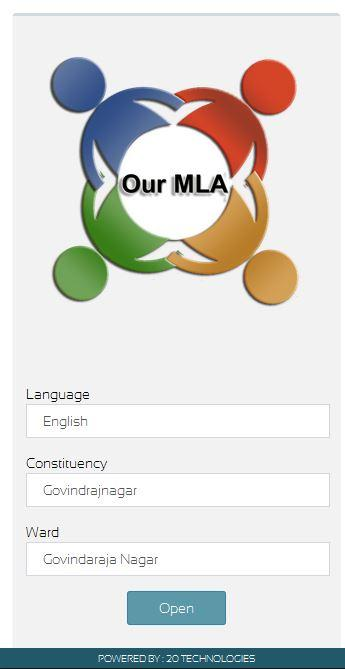 Our MLA- screenshot