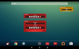 Screenshot of Mega Millions & Powerball