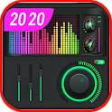 Volume Booster Equalizer MP3 2019 icon