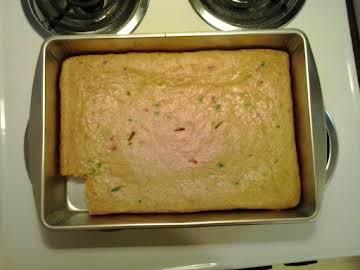 Berry Moist Cake