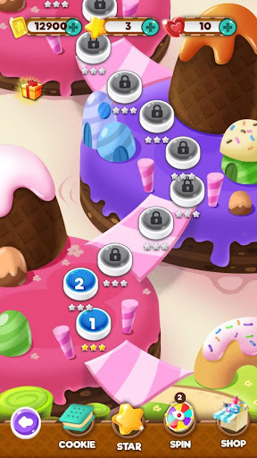 Cookie Blast 2 - Crush Frenzy Match 3 Mania 8.0.6 screenshots 4