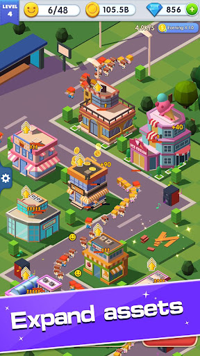 Shopping Mall Tycoon: Idle Supermarket Game ss3