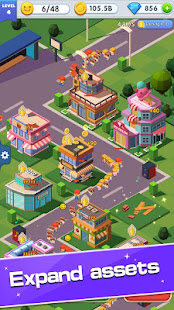 Game Shopping Mall Tycoon: Idle Supermarket Game APK for Windows Phone