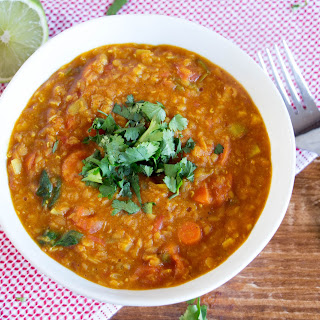 Vegan Red Lentils Recipes.
