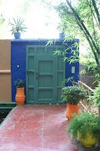Photo: Le Jardin Majorelle, Marrakech