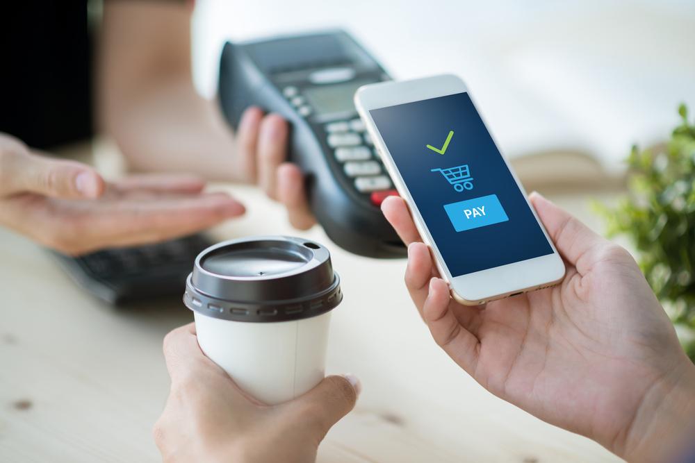 Sistem pembayaran notunai kini mulai marak digunakan oleh setiap tempat usaha