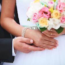 Fotógrafo de casamento Evgeniy Zagurskiy (NFox). Foto de 16.09.2015