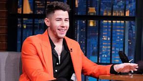 Nick Jonas; Travis Kelce; Finesse Mitchell; Michel'Le Baptiste thumbnail