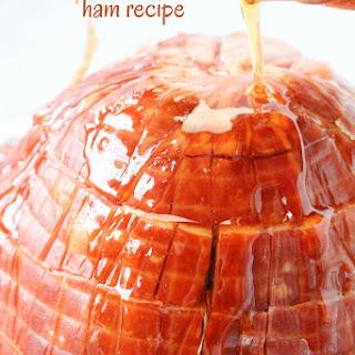 Honey-Caramel Ham