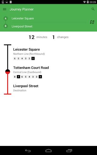 London Tube Live Pro screenshot 9