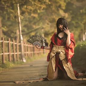 by Khoirul Huda - People Portraits of Women