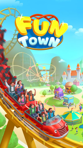 Fun Town: Build theme parks & play match 3 games 0.2.60 screenshots 1