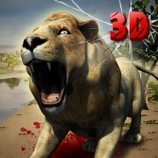 Lion Game 3D - Safari Animal Simulator