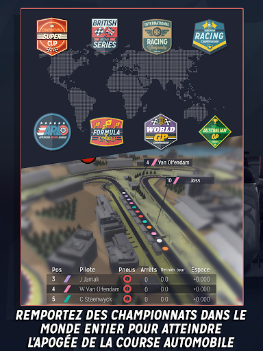 Motorsport Manager Mobile image 16