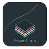 Destiny Dark - Layers Theme