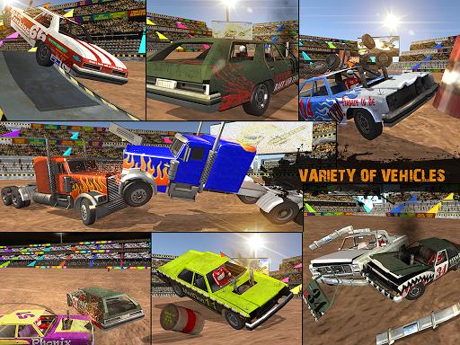 Demolition Derby Car Crash Stunt Racing Games 2020 filehippodl screenshot 12