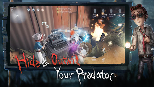 Identity V 1.0.144431 {cheat|hack|gameplay|apk mod|resources generator} 4
