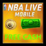 Free Cash for NBA LIVE Mobile Basketball Prank
