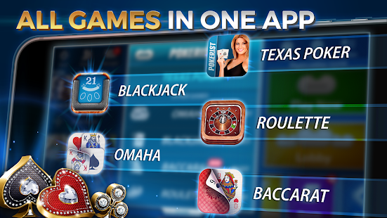 Texas Holdem & Omaha Poker: Pokerist- screenshot thumbnail