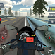 3D Extreme Traffic Desert Bike Racer