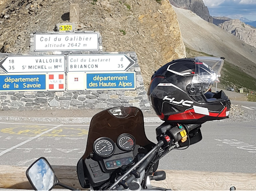 Alpes mototour  avec France moto voyages
