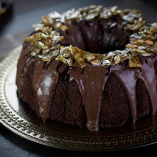 Mexican Chocolate Bundt Cake