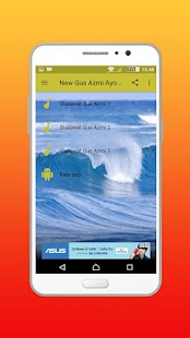 New Gus Azmi Ayo Move On - náhled
