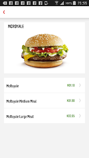 McDelivery Kuwait- screenshot thumbnail