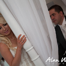 Wedding photographer Alan Watson (alanwatson). Photo of 15.07.2014