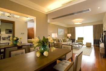 Jin Qiao Serviced Apartments