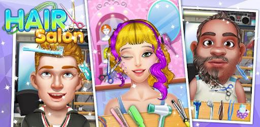 Hair Salon - Fun Games for PC