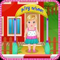 幼儿园的婴儿护理游戏 icon