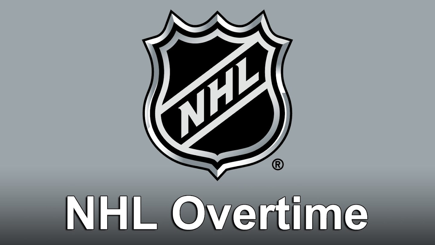 Watch NHL Overtime live