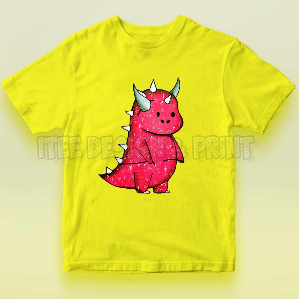 TikTok Dino Merah 15