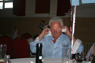 Photo: A bit too loud for Ken Bowles!