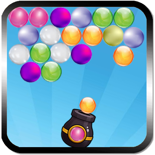 Bubble Shooter Summer Game
