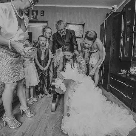 Wedding photographer Michał Krawczyński (michalkrawczyns). Photo of 28.03.2017