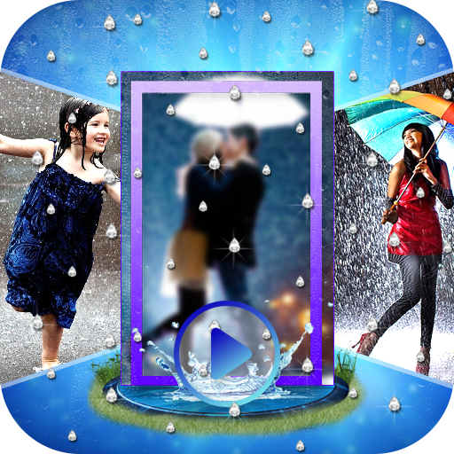 Rainy Photo Video Music Maker 遊戲 App LOGO-APP開箱王