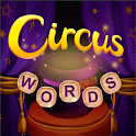 🎪Circus Words: Free Word Spelling Puzzle icon