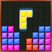 Drag the Blocks! Puzzle