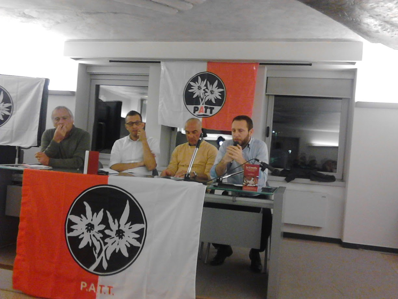 PATT dibattito referendum costituzionale 2016