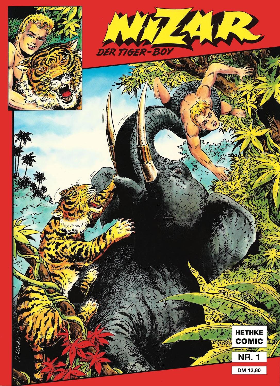 Nizar - Der Tiger-Boy (1989) - komplett