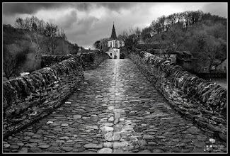 Photo: Belcastel - Aveyron - France  Another image obtained on my recent trip on Easter to Aveyron region France. #monochromemonday curated by +Charles Lupica +Bill Wood +Hans Berendsen +Jerry Johnson  #PlusPhotoExtract by +Jarek Klimek  #BreakfastClub curated by +Stuart Williams