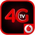 Vodafone 4GTV icon